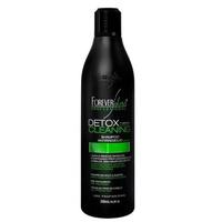 Shampoo Forever Liss Detox Cleaning 500mL