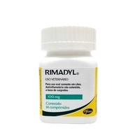 Rimadyl 100mg, frasco com 14 comprimidos