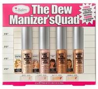 Kit de Iluminadores The Balm The Dew Manizer' Squad 4 itens