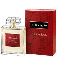 Perfume Feminino Juliana Paes A Tentação Collector 100mL