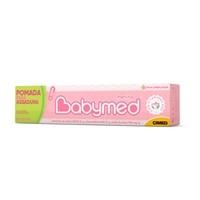 Babymed 1000UI/g + 400UI/g + 100mg/g, bisnaga com 45g de pomada de uso dermatológico