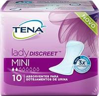 Absorvente Tena Lady Discreet Mini