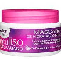 Máscara de Hidratação Intensa Salon Line Meu Liso #Desmaiado 300g