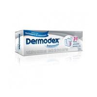 Dermodex Tratamento 100.000UI/g + 200mg/g, caixa com 1 bisnaga com 60g de pomada de uso dermatológico