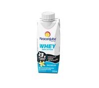 Bebida Láctea Piracanjuba Whey Zero Lactose - baunilha, 250mL