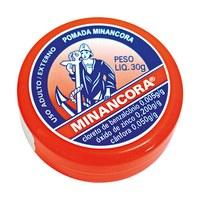 Pomada Minancora 20% + 0,5% + 5% pomada dermatológica com 30g