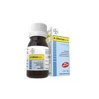 Inseticida K-Othrine SC 25 - frasco com 30mL de uso veterinário