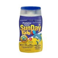 Protetor Solar Biotropic Sunday Kids FPS 30, 120mL