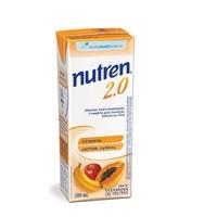 caixa, vitamina de frutas, 200mL