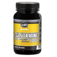 L-Glutamina Unilife 120 cápsulas