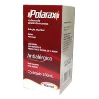 2mg/5mL, caixa com 96 frascos com 100mL de solução de uso oral + 96 copos medidores (embalagem hospitalar)