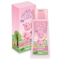 Colônia Cheirinho de Bebê rosa, 330ml