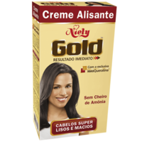 Creme Alisante Niely Gold