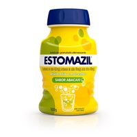 462mg + 90mg + 438mg, frasco com 100g de pó efervescente, abacaxi