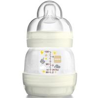 Mamadeira MAM Easy Start - 0 a 6 meses, 130mL, neutro