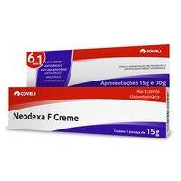 Neodexa F  bisnaga com com 15g de pomada de uso dermatológico