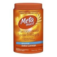 0,492g/g, frasco com 174g de pó para solução de uso oral, laranja