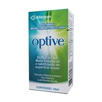 Lubrificante Ocular Optive
