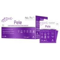 Nuova Pele 360g, caixa com 30 sachês de 12g com pó para solução de uso oral cada
