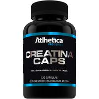 Creatina Caps Atlhetica Pro Series 120 cápsulas