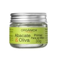 Primer para Mãos Orgânica abacate e oliva com 33g