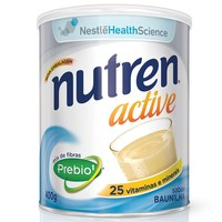 Suplemento Alimentar Nutren Active lata, baunilha com 400g