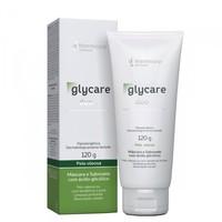 Máscara e Sabonete Facial Glycare Duo - líquido, 120g