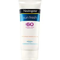 Protetor Solar Neutrogena Sun Fresh FPS 50, loção com 200mL