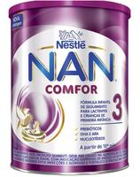 Fórmula Infantil NAN Comfor 3 - lata com 800g