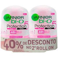 protection 5, roll-on com 50mL + 40% de desconto na 2ª unidade