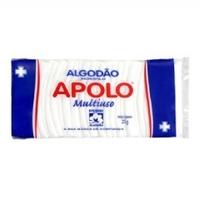 Algodão Multiuso Sanfonado Apolo - com 25g
