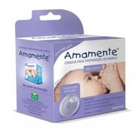 Concha de Amamentação Preparação do Mamilo Pós-parto Amamente 2 unidades