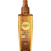 Protetor Solar L oréal Solar Expertise Oil Protection FPS 30 Spray Protetor Solar L'oréal Solar Expertise Oil Protection FPS 30 Spray com 115ml
