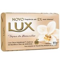 Sabonete Lux Toque De Baunilha barra com 85g