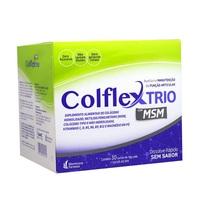 Colflex Trio caixa com 30 sachês com 12g de pó para solução de uso oral cada