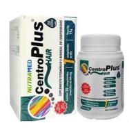 Centro Plus Hair 500mg, frasco com 30 comprimidos
