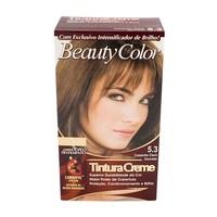 Tintura Beauty Color n° 5.3 castanho claro dourado