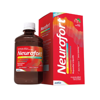 Neurofort morango, frasco com 480mL