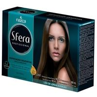 Kit Defrisagem Gradativa Sfera todos os tipos de cabelos com 4 itens