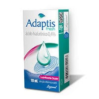 Lubrificante Ocular Adaptis Fresh - 10mL