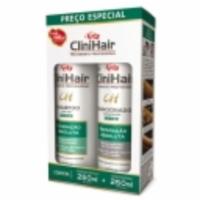 Kit Clinihair Reparação Absoluta