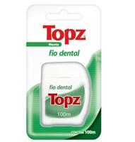 Fio Dental Topz menta, leve 100m pague 50m
