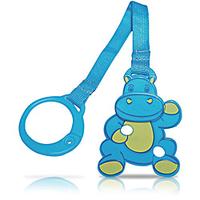 hipopótamo, azul