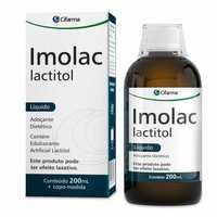Imolac 10g/15mL + 0,0225g/15mL, frasco com 200mL de solução de uso oral + copo medidor