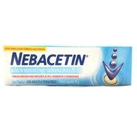 Nebacetin 5mg/g + 250UI/g, caixa com 1 bisnaga com 15g de pomada de uso dermatológico