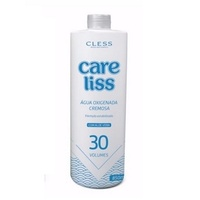 Água Oxigenada Care Liss 30 volumes com 850mL