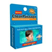 Protetor de Ouvido ClearPassage Kids Silicone
