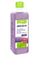 Hidralyte 2,05mg/mL + 0,98mg/mL + 22,75mg/mL + 2,16mg/mL, frasco com 500mL de solução de uso oral, sabor uva