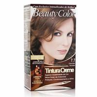 Tintura Beauty Color n° 7.7 marrom dourado
