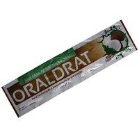 Oraldrat 6,04g + 0,49g, 4 envelopes com 49g de pó para solução de uso oral, sabor coco